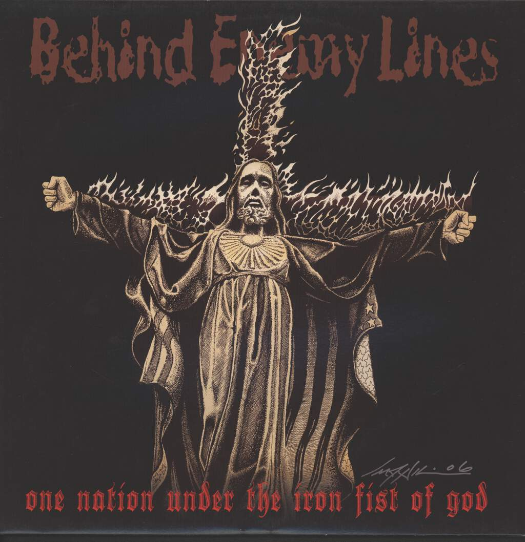 Behind Enemy Lines: One Nation Under The Iron Fist Of God, LP (Vinyl
