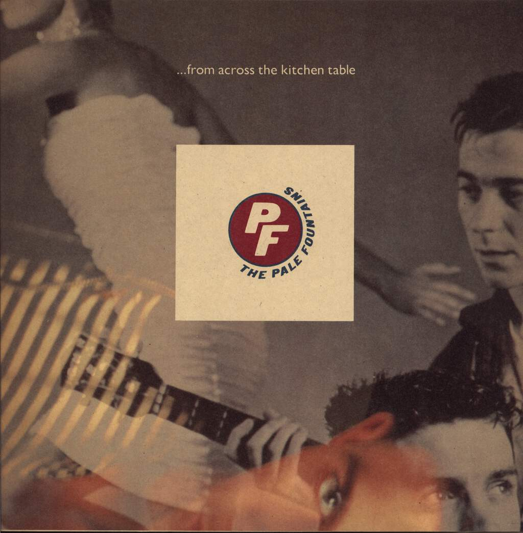 The pale fountains from across the kitchen table from across the kitchen table lp vinyl watchthetrailerfo