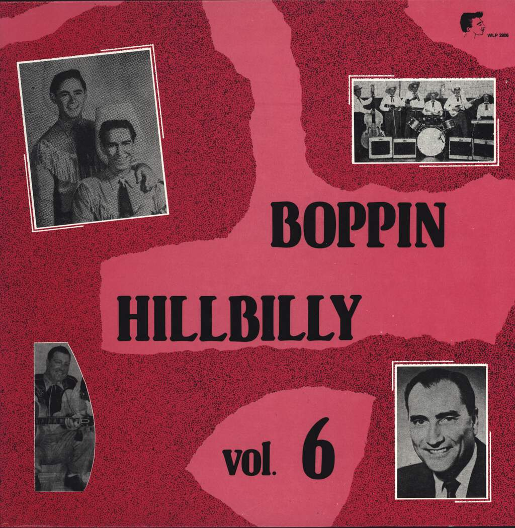 Swinging hollywood hillbilly cowboys vol 3 was and