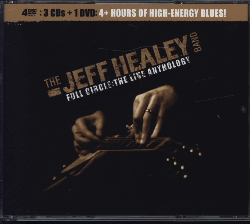 the jeff healey band discografia download