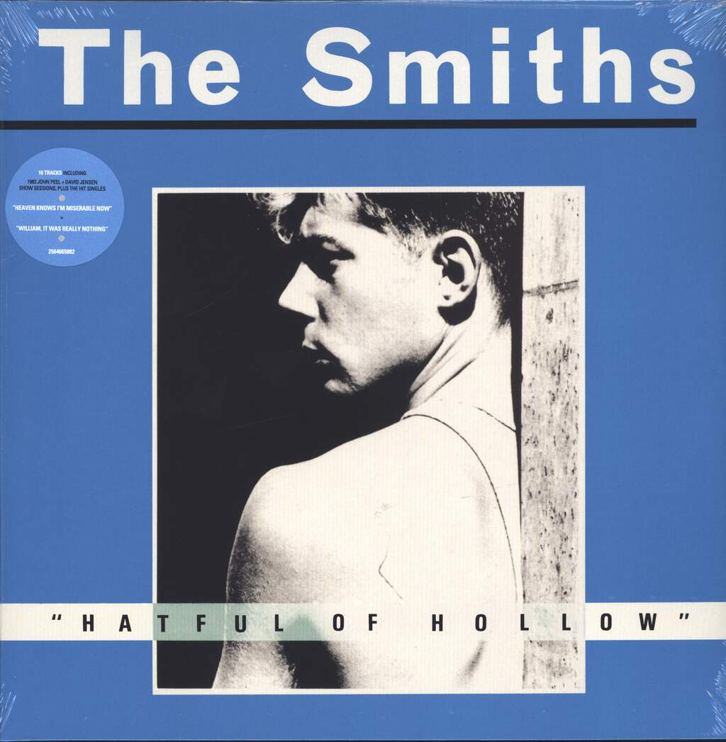 The smiths hatful of hollow the smiths hatful of hollow lp vinyl solutioingenieria Image collections
