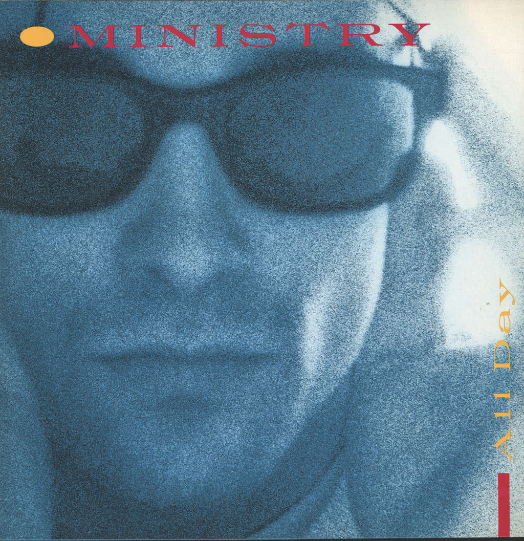 Ministry: All Day / Everyday (Is Halloween)