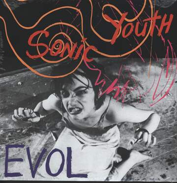 Sonic Youth: EVOL