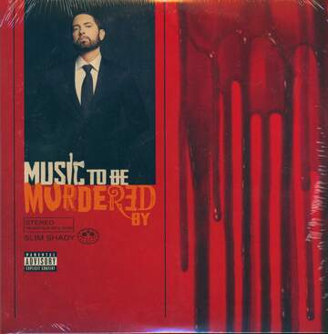 Eminem / Slim Shady: Music To Be Murdered By