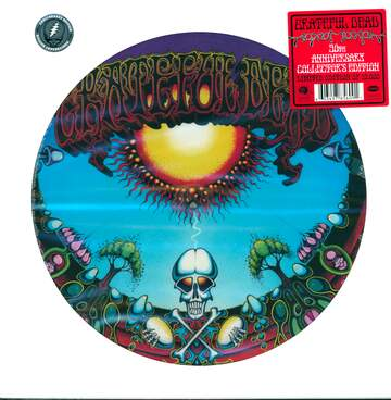 The Grateful Dead: Aoxomoxoa