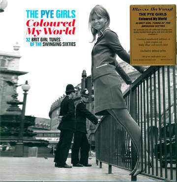 Various: The Pye Girls Coloured My World (32 Brit Girl Tunes Of The Swinging Sixties)