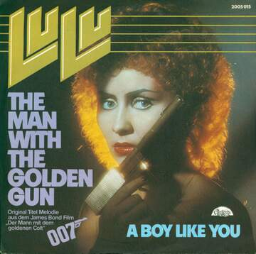 Lulu: The Man With The Golden Gun