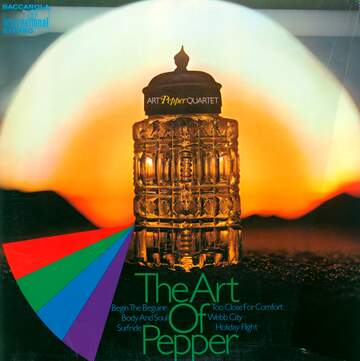 Art Pepper Quartet: The Art Of Pepper
