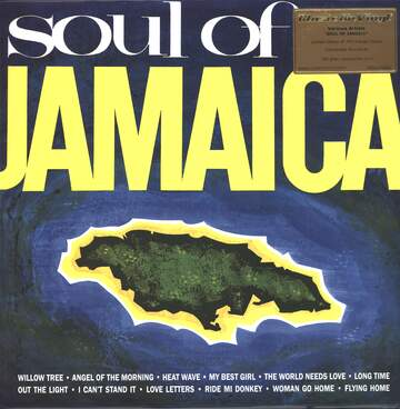 Various: Soul Of Jamaica