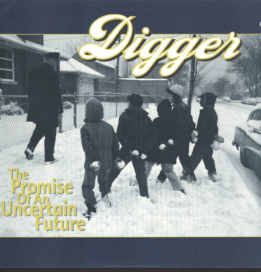 Promise Of An Uncertain Future - DIGGER(USA)