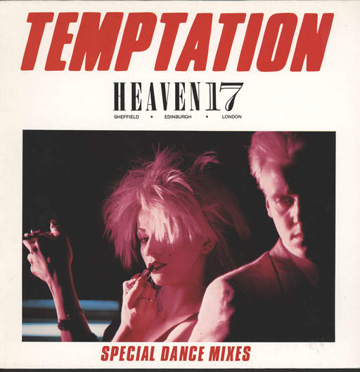 Temptation (special Dance Mixes) - HEAVEN 17