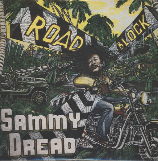 SAMMY DREAD - Road Block - 33T