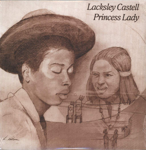 LOCKSLEY CASTELL - Princess Lady - 33T