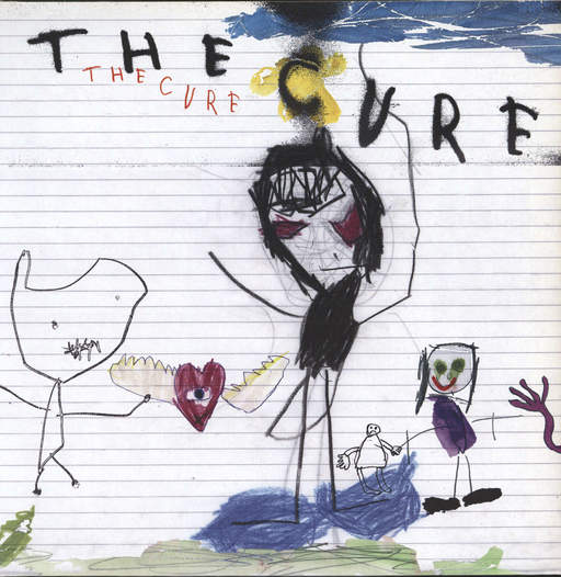CURE - The Cure - LP x 2