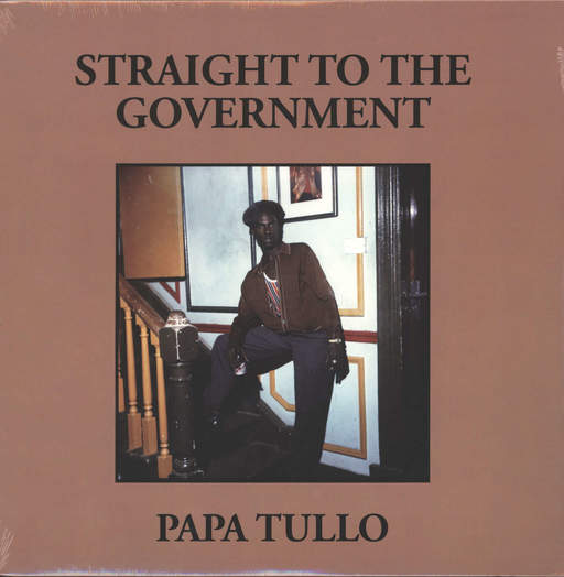 PAPA TULLO - Straight To The Government - 33T