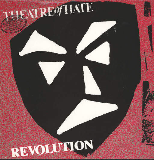 THEATRE OF HATE - Revolution Record