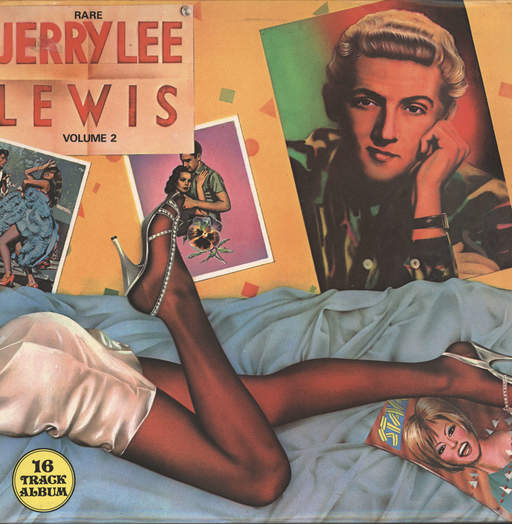 Rare Jerry Lee Lewis Vol 2