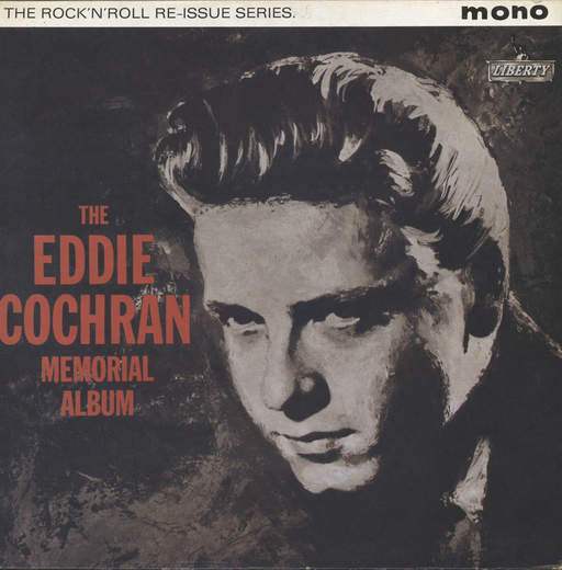 COCHRAN, EDDIE - Memorial Album Single