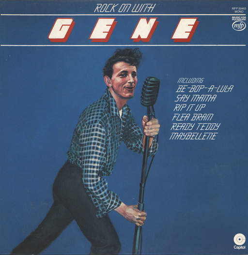 Rock On With Gene