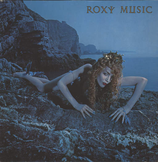 ROXY MUSIC - Siren Record