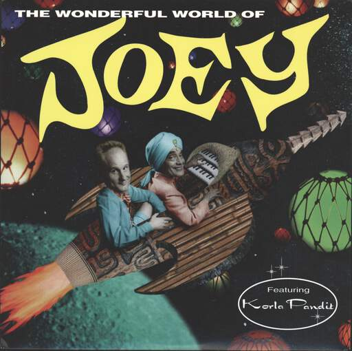 WONDERFUL WORLD OF JOEY - The Wonderful World Of Joey - 7inch (SP)