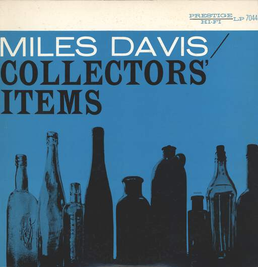 MILES DAVIS - Collectors' Items - LP