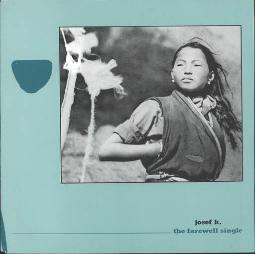 JOSEF K - The Farewell Single - 7inch (SP)
