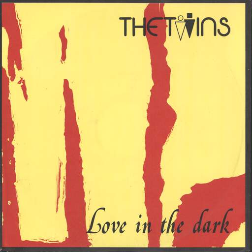 TWINS - Love In The Dark - 7inch (SP)