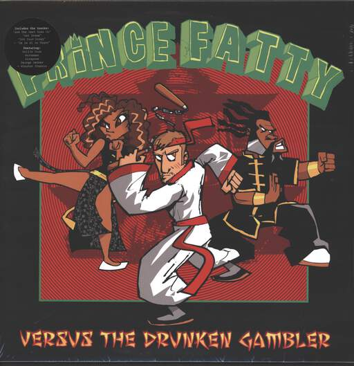 PRINCE FATTY - Versus The Drunken Gambler - 33T