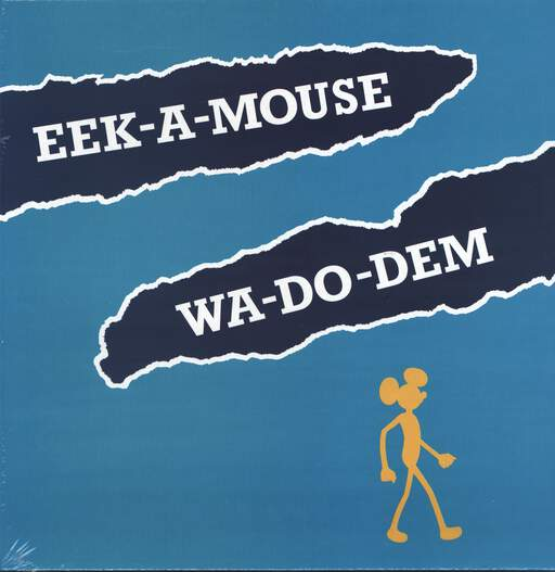 EEK-A-MOUSE - Wa-Do-Dem - 33T