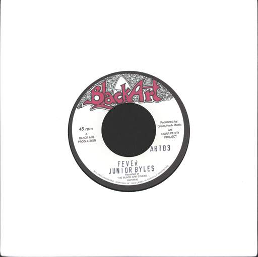 JUNIOR BYLES - Fever / This World - 7inch (SP)