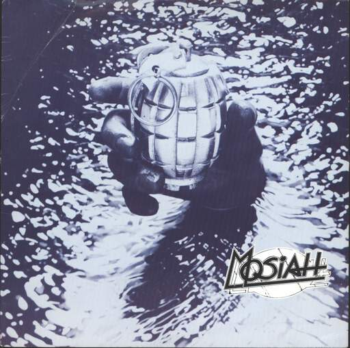 MOSIAH - Channel Dub / Rumours Of War - 7inch (SP)