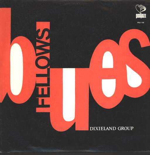 BLUES FELLOWS - Dixieland Group - LP