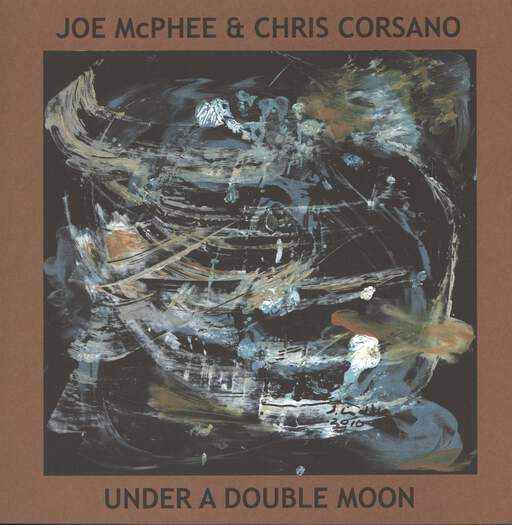 JOE MCPHEE - Under A Double Moon - LP