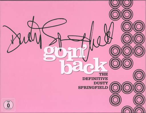 DUSTY SPRINGFIELD - Goin' Back - The Definitive Dusty Springfield - CD x 7