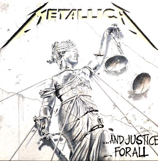 METALLICA - ...And Justice For All - LP x 2
