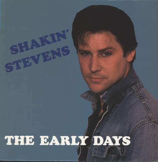 SHAKIN' STEVENS AND THE SUNSETS - The Early Days - LP