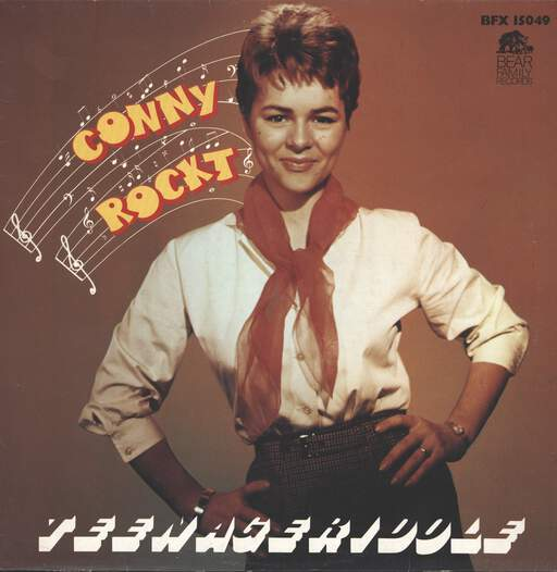 CONNY FROBOESS - Conny Rockt - LP