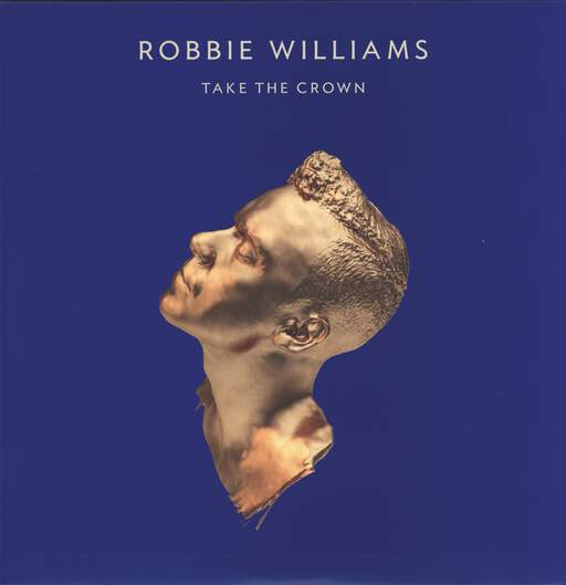 ROBBIE WILLIAMS - Take The Crown - LP x 2