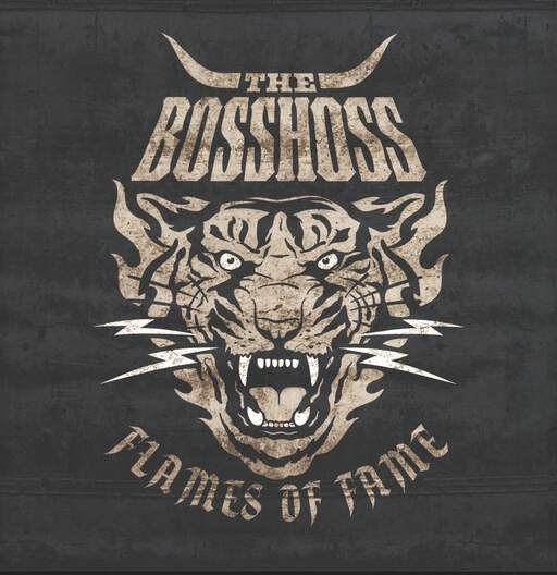BOSSHOSS - Flames Of Fame - LP x 2