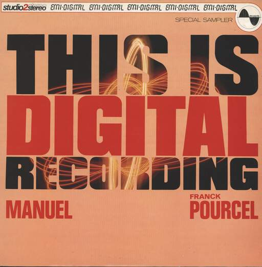 MANUEL AND HIS MUSIC OF THE MOUNTAINS - This Is Digital Recording - LP