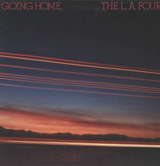 LA4 - Going Home - LP