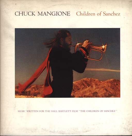 CHUCK MANGIONE - Children Of Sanchez - LP x 2