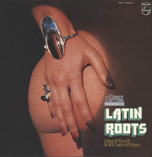 CHICO O'FARRILL - Latin Roots - LP
