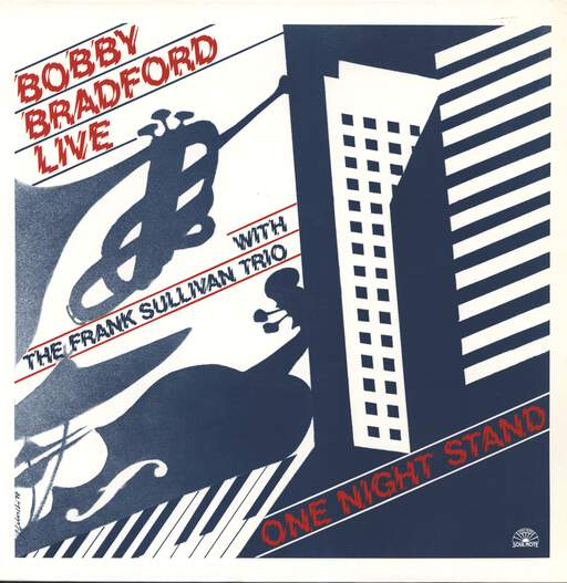 BOBBY BRADFORD - Live - One Night Stand - LP