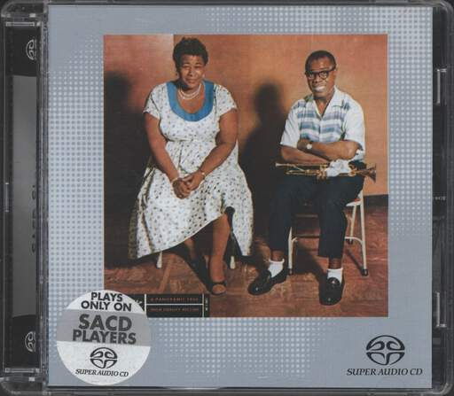 ELLA FITZGERALD - Ella And Louis SACD - CD