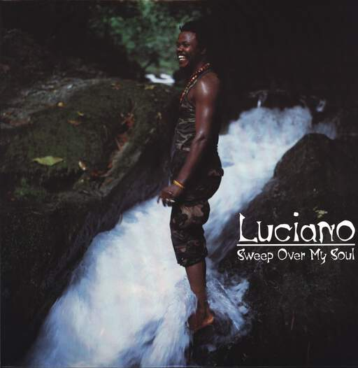 LUCIANO - Sweep Over My Soul - 33T