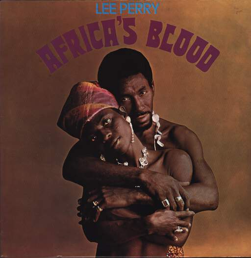 LEE PERRY - Africa's Blood - LP