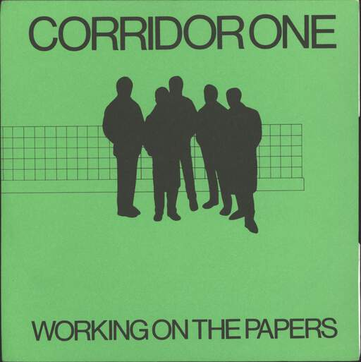 CORRIDOR ONE - Working On The Papers - 7inch (SP)