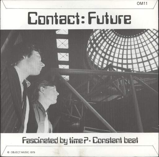 CONTACT - Future / Past EP - 7inch (SP)
